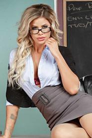 จารย์แตกเดี๋ยวแจกเอ Jessa Rhodes ซับไทยเอวี